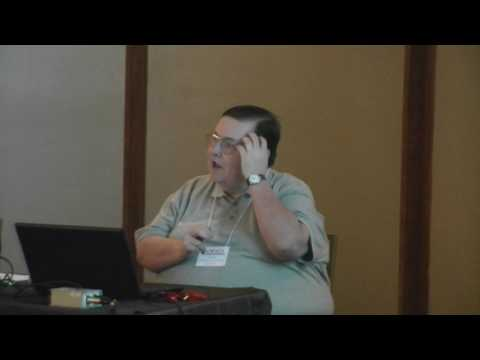 Ron Gillies: Managing Public Library Collections With Statistics