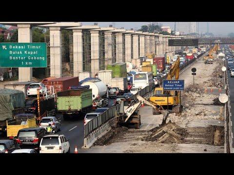 Jelang Penerapan Kebijakan Ganjil Genap di Tol Bekasi Mp3