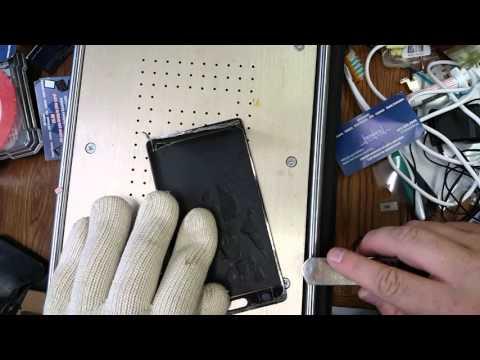 Note 4 Edge Glass Repair Fail