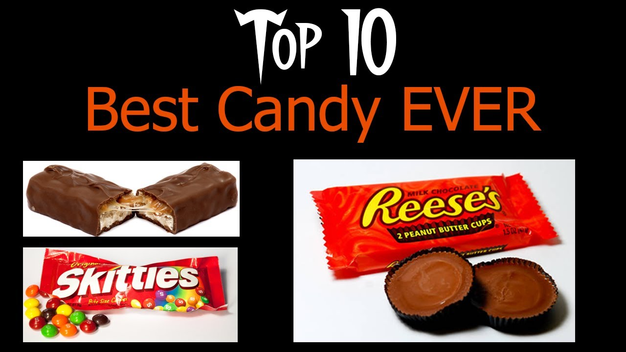top 10 best halloween candy ever youtube - Top Ten Halloween Candies