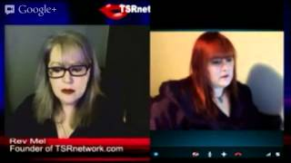 The Rev Mel Show Do Long Distances D/s Relationships Work with guest Rayne