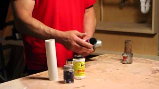 PVC to Galvanized Plumbing : Home Sweet Home Repair