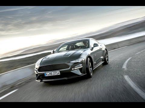 Essai Ford Mustang Bullitt : dans la peau de Steve McQueen