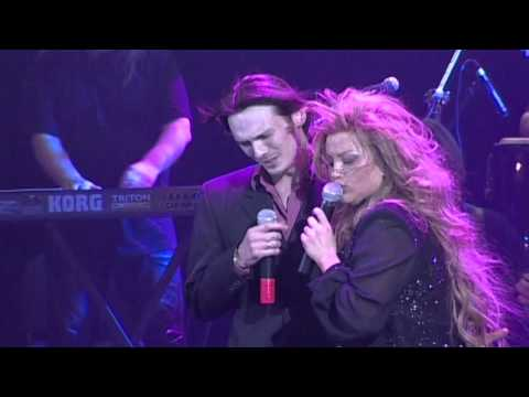 SONA &  Влад Сташевский  ( Я не буду тебя больше ждать)  Live In Concert Moscow