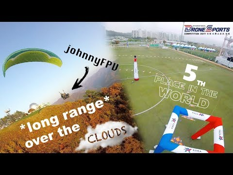 IDSC - Korea The Best Year Of My LIFE! // JohnnyFPV MinChan Kim