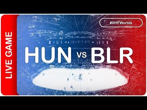 Hungary vs Belarus   Game 40   #IIHFWorlds 2016