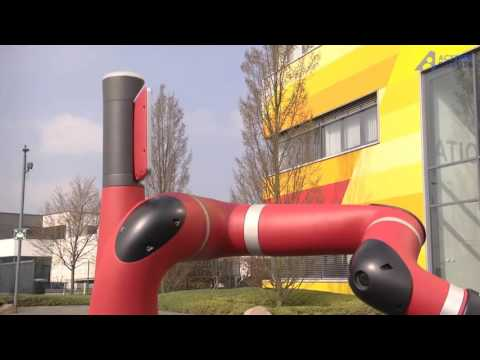 Active8 Robots present Sawyer - The world's leading collaborative robot from Rethink Robotics