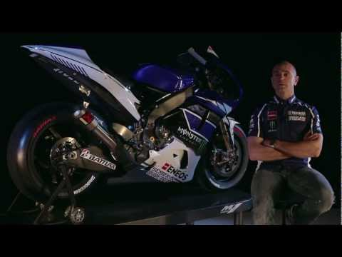 IVECO & Yamaha Factory Racing Team - 06 - Interview Massimo Meregalli