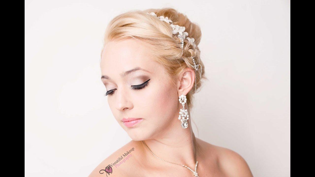 Свадебный макияж мари кей