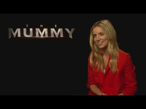 The Mummy: Annabelle Wallis on battling the undead with Tom Cruise