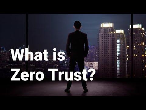 [Zero Trust] Should your team be considering the zero trust model?