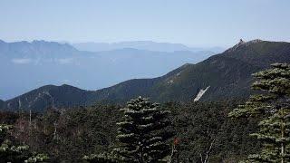 【登山】日本三百名山に登ってみた69 国師ヶ岳・北奥千丈岳編