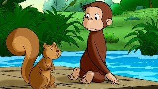 Curious George 🐵 George Goes Up The River 🐵Full Episode🐵 Videos for Kids 🐵 Kids Cartoon