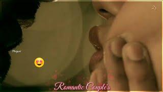 💕Most Beautiful Couple's💕Nenjil Mamazhai 💟Cute & Romantic Couples💟 💕New love Whatsapp Status💕