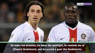 Jean-Louis Gasset likens Balotelli to Zlatan Ibrahimovic