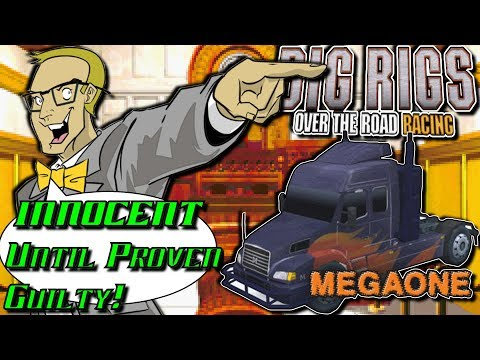 Worst Game Ever Made? - Big Rigs - INNOCENT Until Proven Guilty!