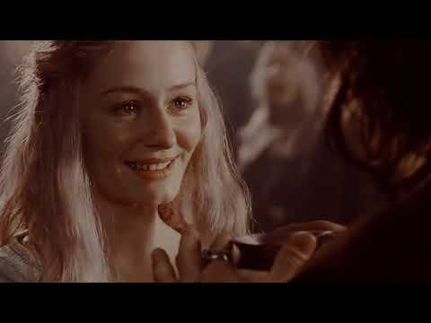 Aragorn Eowyn