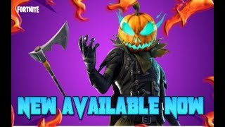 💥FORTNITE NEW HOLLOWHEAD SKIN & CARVER PICKAXE AVAILABLE NOW & QUADCRASHER COMING SOON 💥FACECAM💥