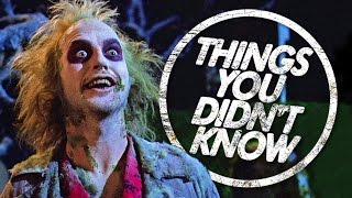 9 Things You (Probably) Didn't Know About Beetlejuice!