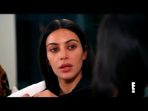 Kim Kardashian Gives TERRIFYING Play-By-Play Of Paris Robbery In New KUWTK Clip