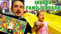 Action & Fun im Tropilua Indoor Freizeit- und Familienpark   Mileys Welt