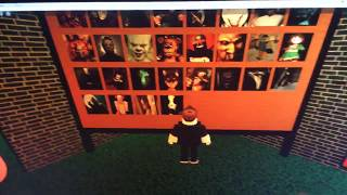 THE NEW SLENDER MAN ROBLOX #3 [SLENDERMAN] The Scary Elevator P2 (Watch To The End)