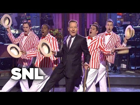 Monologue: Bryan Cranston Becomes a Household Name  SNL