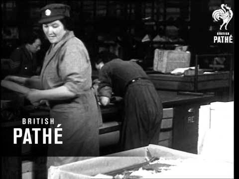 A.T.S. At Ordnance Depot - 1942 (1942)