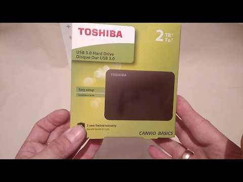 Внешний HDD Toshiba 2TB USB 3.0 (DTB420) в Баку / Bakida