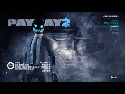 PAYDAY 2: Counterfeit DSOD (NO AI, NO ARMOR, NO DOWNS, NO ASSETS, NO EQUIPMENT USED) |