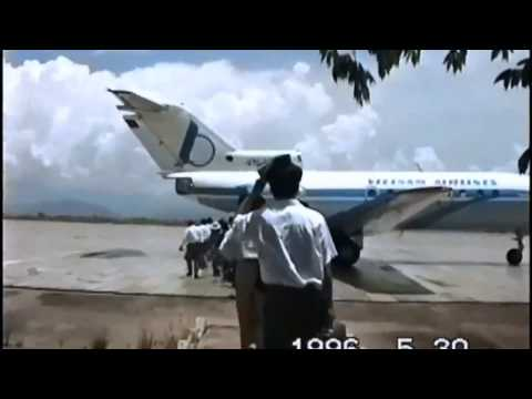 THE SIGHT & THE SOUND 5/12 : Vietnam Airlines YAK-40 VN-A446 documentary from Qui Nhơn to Da Nang
