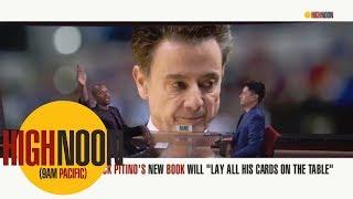High Noon reacts to Rick Pitino's upcoming memoir | High Noon | ESPN