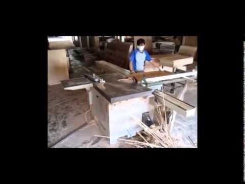 Au coeur de la fabrication comment sont fait les meubles - Fabrication de meuble en bois ...