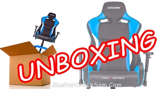 UNBOXING SILLA GAMING AKRACING PRO X AZUL PERÚ