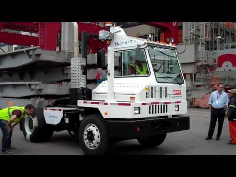 CALSTART / Port of Long Beach Hybrid Yard Truck