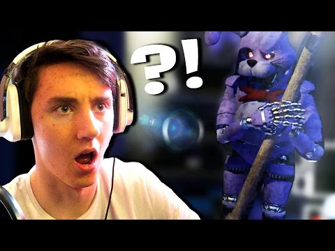 Thumbnail: WHY IS BONNIE CLEANING?! | Five Nights in Their World
