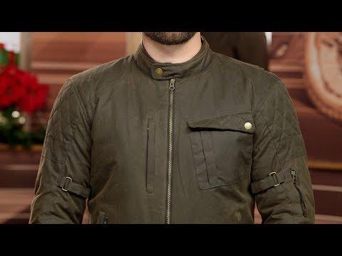 Merlin Elmhurst Wax Jacket Review