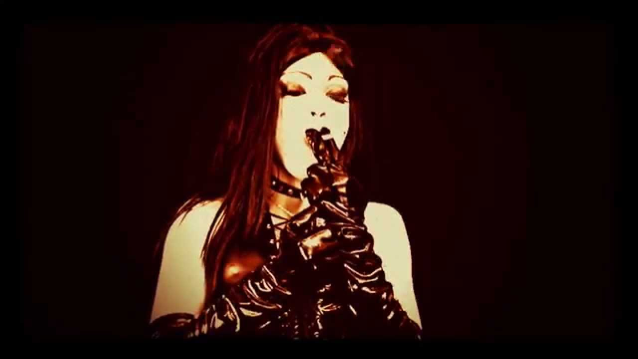 Smoking Fetish In Latex And Leather - Youtube-8637