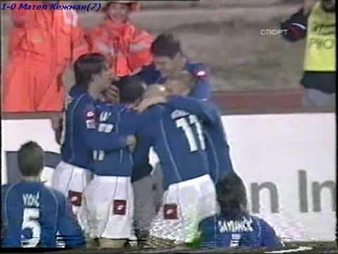 QWC 2006 Serbia and Montenegro vs. Bosnia and Herzegovina 1-0 (12.10.2005)