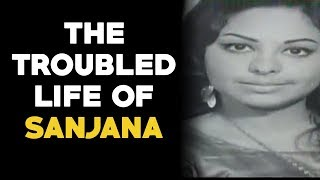 Sanjana: The Actress Who Was Cursed With Bad Luck  |  Tabassum Talkies