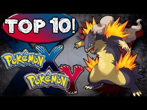 Top 10 Pokemon That Should Have A Mega Evolution!