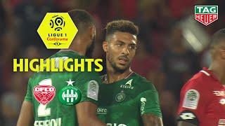 Dijon FCO - AS Saint-Etienne ( 1-2 ) - Highlights - (DFCO - ASSE) / 2019-20