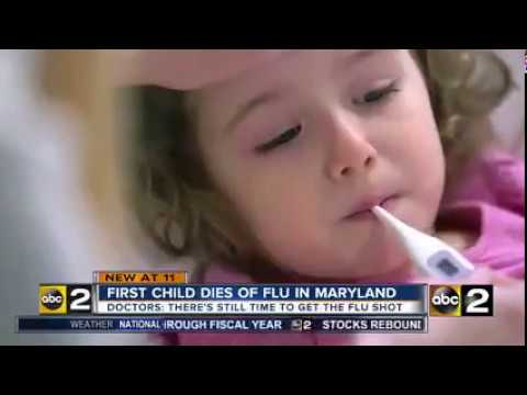 What To Do When A Child Gets The Flu