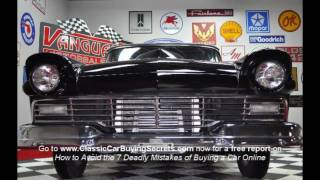 1957 Ford Custom Shortbody Classic Muscle Car for Sale in MI Vanguard Motor Sales