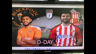 Blackpool vs Sunderland live stream