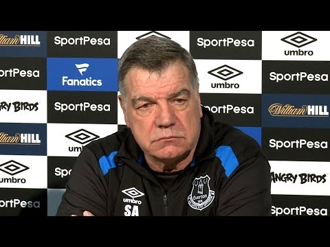 Sam Allardyce Full Pre-Match Press Conference - Everton v Leicester City - Premier League