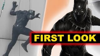 Captain America 3 Civil War - Black Panther First Look, Review & Reaction - Beyond The Trailer