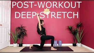 Post-workout Deep Stretch