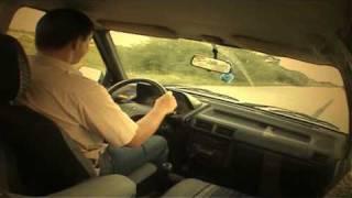 Daihatsu Charade test trailer