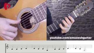 guitar lessons 5th string-beginner